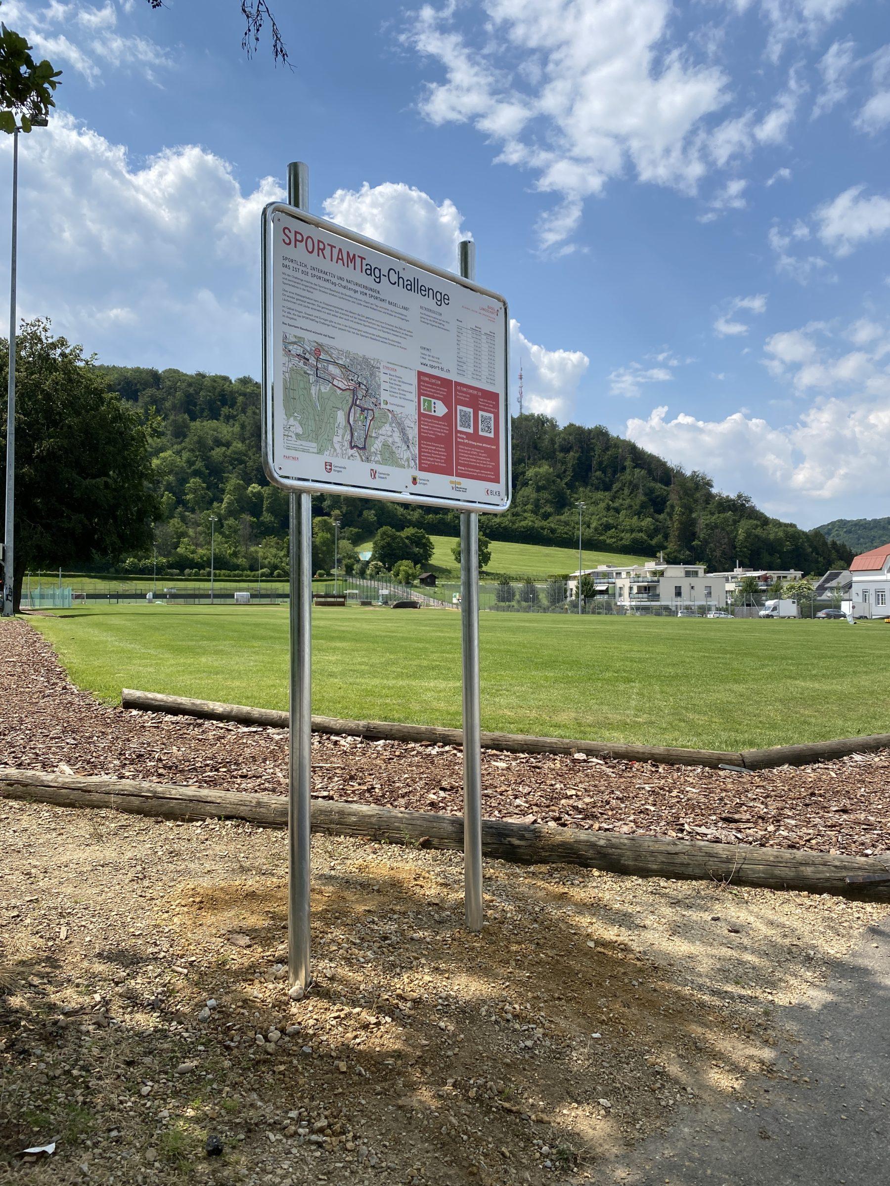 SPORTAMTag-Challenge   JOST Beschriftungen Liestal